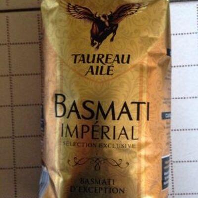 Riz basmati imperial (Taureau ailé)