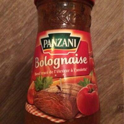 Bolognaise classique (Panzani)