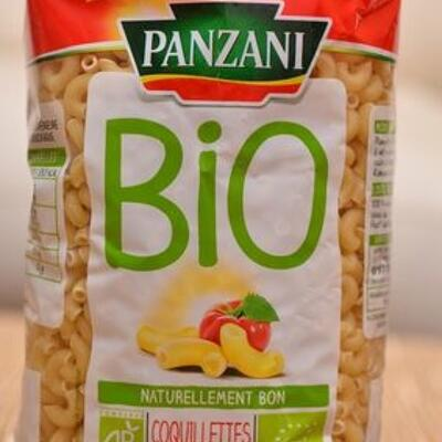 Coquillettes bio (Panzani)