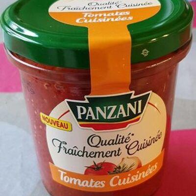 Tomates cuisinées (Panzani)