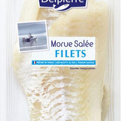 Morue salée filets (Delpierre)