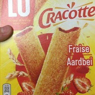 Cracotte fraise (Lu)