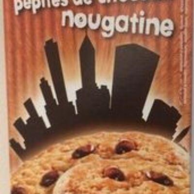 Cookie deux chocolats (Biscuits poult)