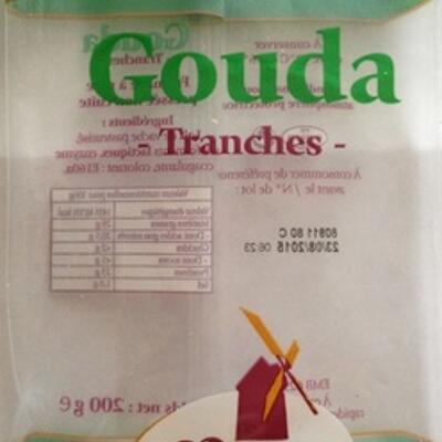 Gouda tranches (29% mg) (Moulin d'or)