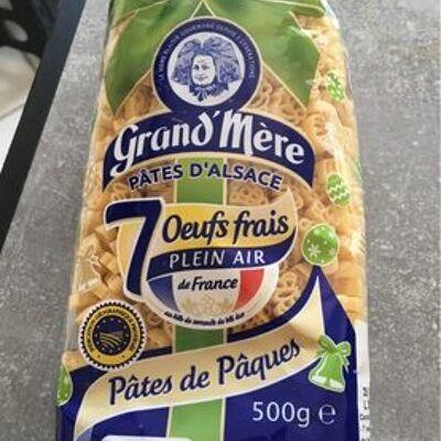 Pâtes de pâques (Grand-mère)