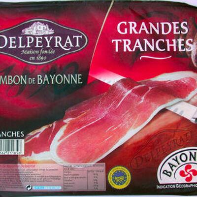 Le jambon de bayonne (Delpeyrat)