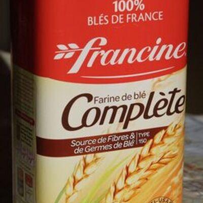 Farine complete (Francine)