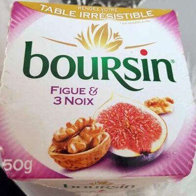 Figue & 3 noix (Boursin)