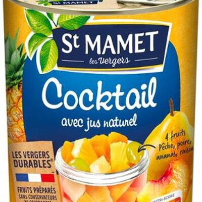 Cocktail de fruits (St mamet)
