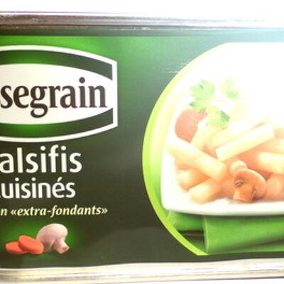 Salsifis cuisinés (Cassegrain)