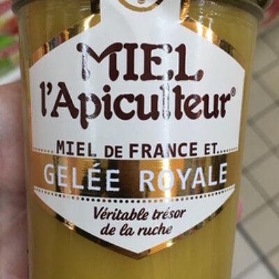Miel de france et gelée royale (Miel l'apiculteur)