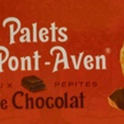 Palets de pont-aven au chocolat (Traou-mad de pont-aven)