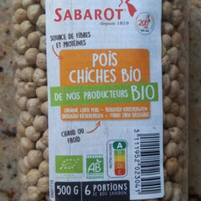 Pois chiches (Sabarot)