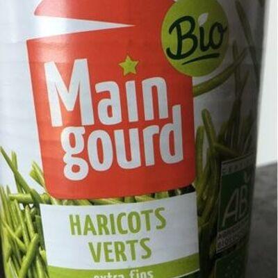 Haricots verts (Maingourd)