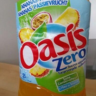 Oasis zero ananas passion (Oasis)