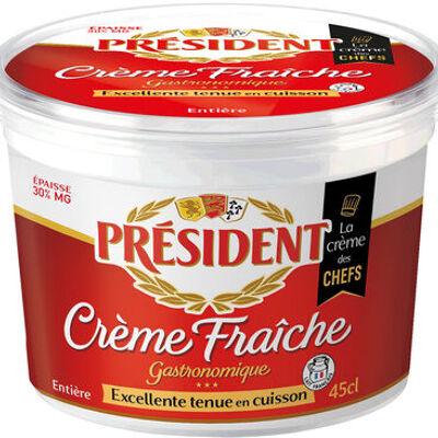 Crème fraiche gastronomique (Président)