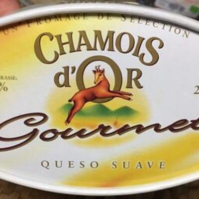 Chamois d'or ovale 30%mg (Chamois d'or)