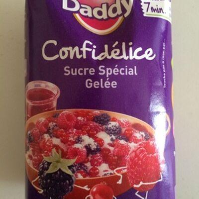 Confidélice sucre spécial gelée (Daddy)