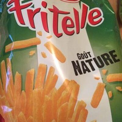 Fritelle goût nature (Bénenuts)