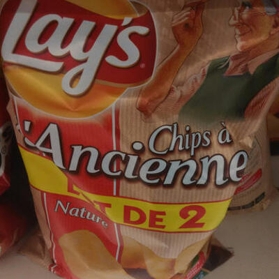 Chips nature (Lay's)