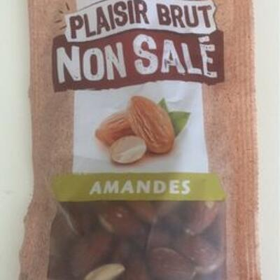 Plaisir brut non salé (Bénenuts)