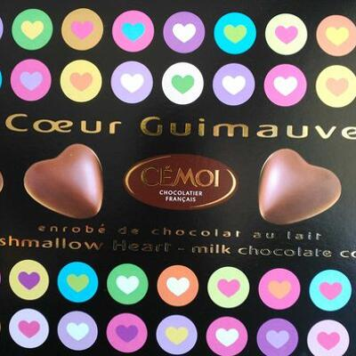 Cœur guimauve (Cémoi)