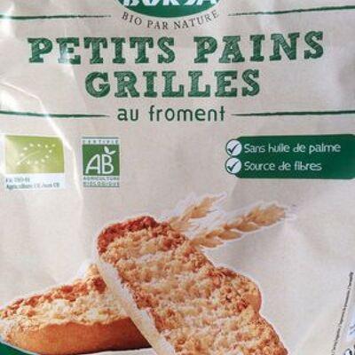 Petits pains grillés au froment (Borsa)