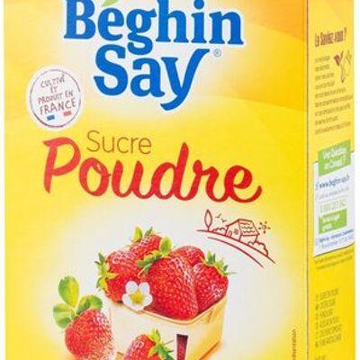 Sucre poudre (Béghin say)