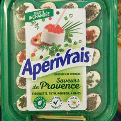 Saveurs provençales (31% mg) (Aperivrais)