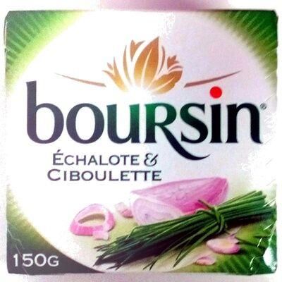 Shallot & chive (Boursin)