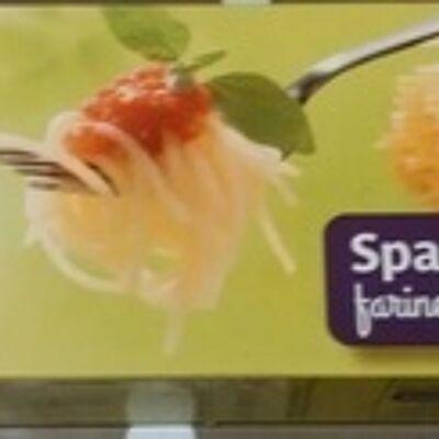 Spaghetti farines de maïs et de riz (Gerblé)