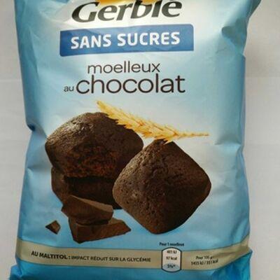 Moelleux au chocolat (Gerblé)