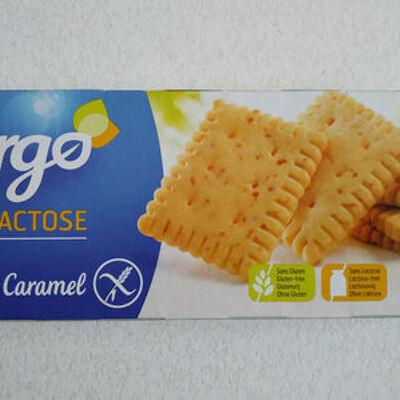 Biscuits éclats de caramel (Allergo)