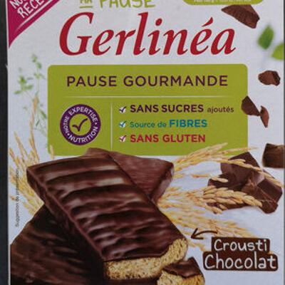 Pause gourmande crousti chocolat (Gerlinea)