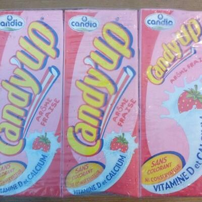 Candy'up arôme fraise (Candy up)