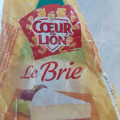 Brie pointe (Coeur de lion)