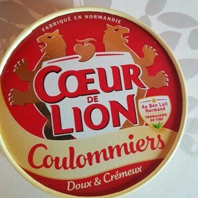 Coulommiers doux et crémeux (Cœur de lion)