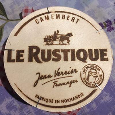 Camembert le rustique (Le rustique)