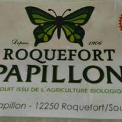 Roquefort bio papillon (Fromageries papillon)