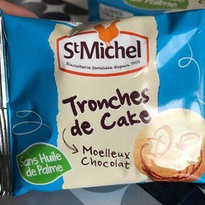 Tronches de cake (St michel)