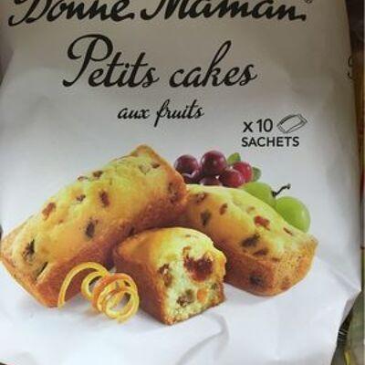 Petit cake aux fruits (Bonne maman)