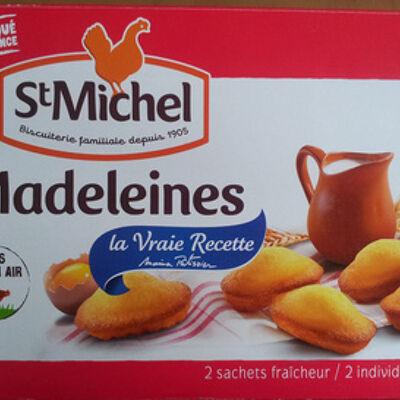 Madeleines (St michel)