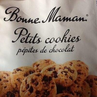 Petits cookies (Bonne maman)