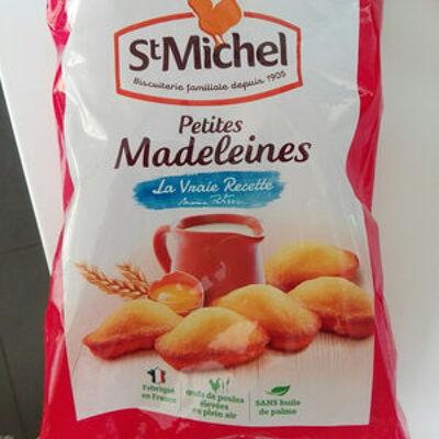 Petites madeleines (St michel)