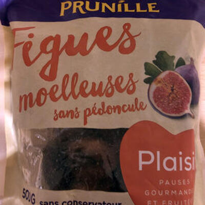 Figues moelleuses (Maitre prunille)