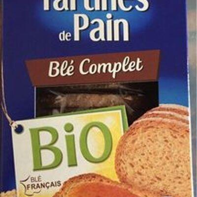 Tartines de pain (Pasquier)