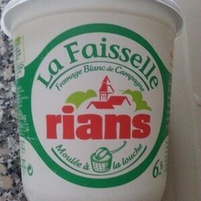 Faisselle (Rians)