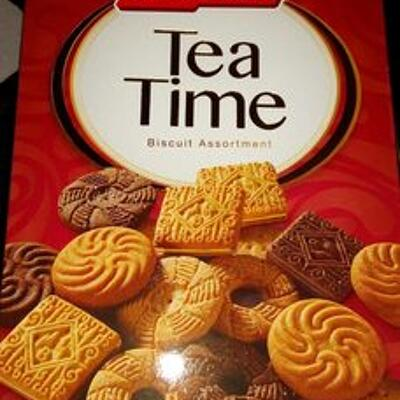 Tea time biscuit assortiment (Maliban)