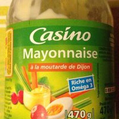 Mayonnaise à la moutarde de dijon (Casino)
