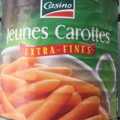 Jeunes carottes (Casino)
